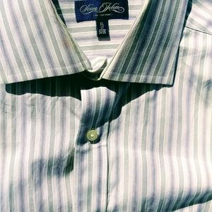 "Sean John ""Fine Tailoring"" Dress Shirt"